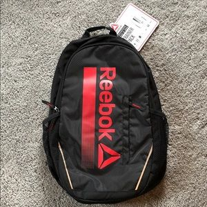 NWT Reebok Trainer Pack Backpack. Adult or kids!!